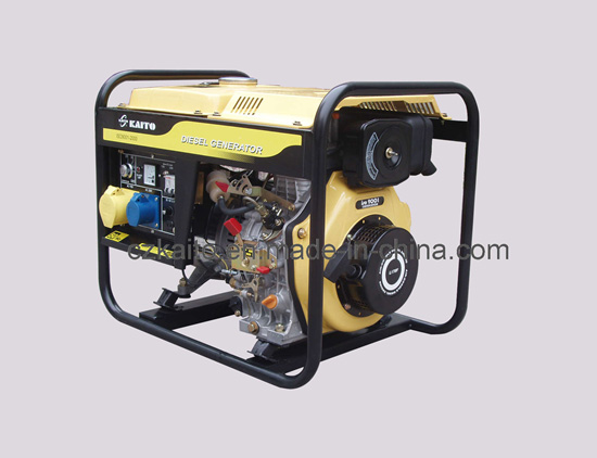 3kw key start open frame Diesel Generator